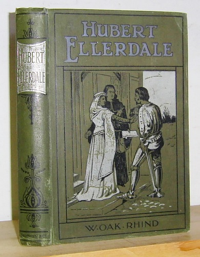 Image for Hubert Ellerdale A Tale of the Days of Wycliffe (1881)