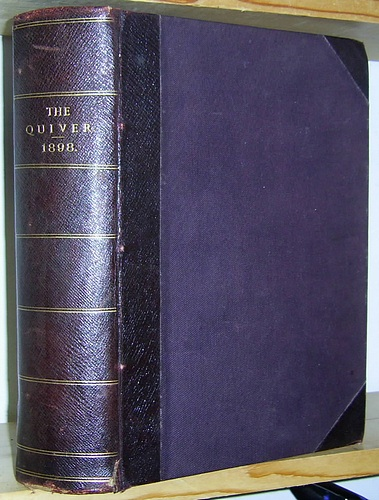 Image for The Quiver, Annual Volume for 1898. Includes The Wrong Envelope by Mrs Molesworth