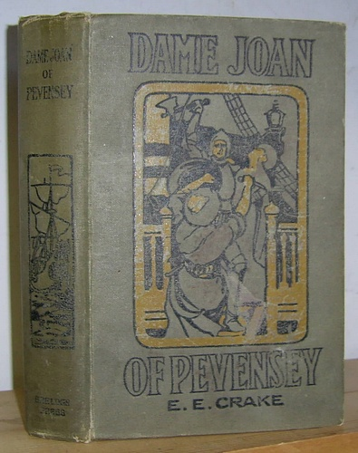 Image for Dame Joan of Pevensey. A Sussex Tale (1908)
