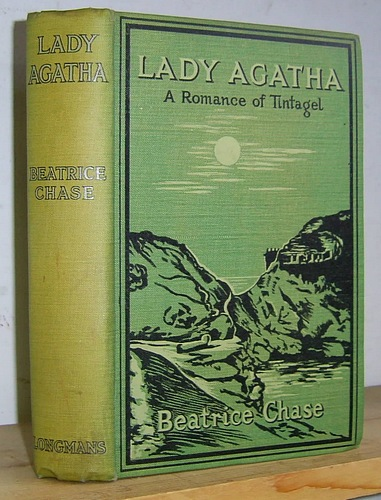Image for Lady Agatha. A Romance of Tintagel (1922)