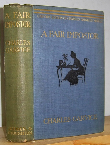 Image for Uniform Edition of Charles Garvice's Novels: A Fair Impostor