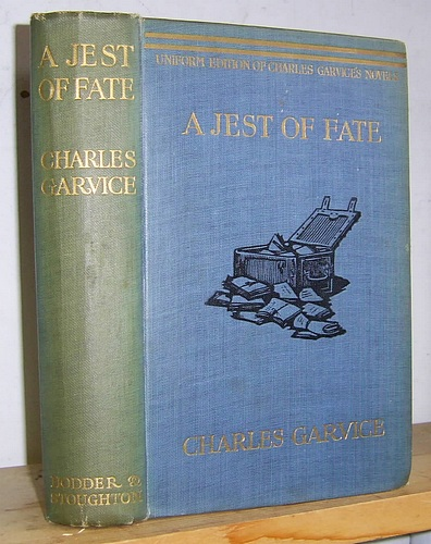 Image for Uniform Edition of Charles Garvice's Novels: A Jest of Fate