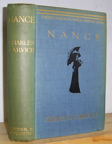 Image for Uniform Edition of Charles Garvice's Novels: Nance