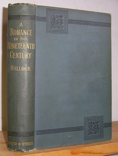 Image for A Romance of the Nineteenth Century (1881)