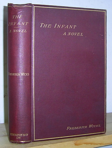 Image for The Infant A Novel (1895)
