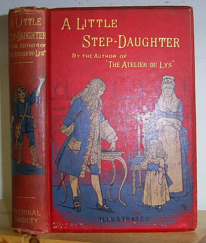 Image for A Little Step-Daughter (1877)