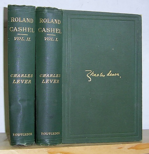 Image for Roland Cashel (1850). Volumes I & II.