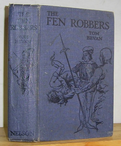 Image for The Fen Robbers