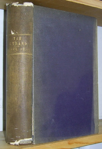 Image for The Strand Magazine, Volume XII (12), July - December 1896