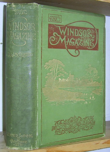 Image for The Windsor Magazine, Volume VI (6), June - November 1897