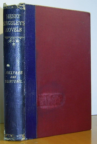 Image for The Hillyars and the Burtons A Story of Two Families (1865)