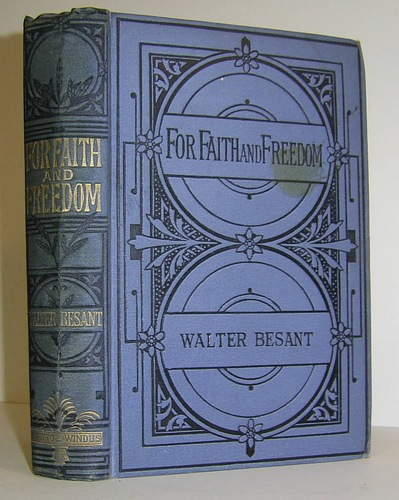 Image for For Faith and Freedom (1889)