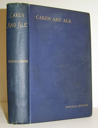 Image for Cakes and Ale (1842)
