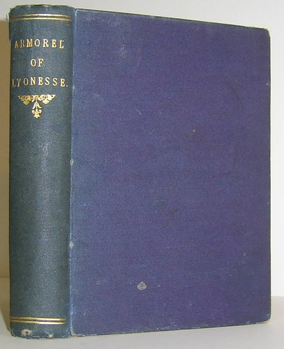 Image for Armorel of Lyonesse. A Romance of To-day (1890)