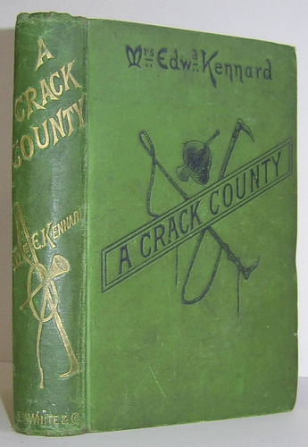Image for A Crack County (1888)