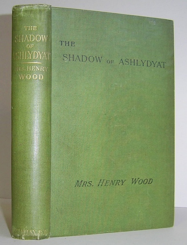 Image for The Shadow of Ashlydyat (1863)