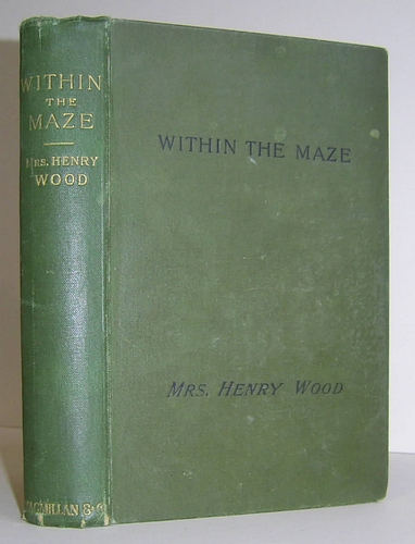 Image for Within the Maze (1872)