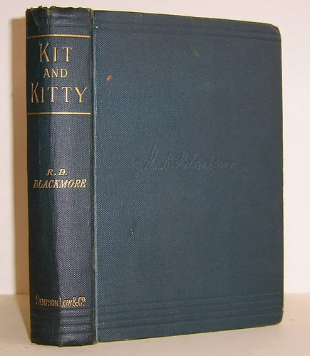Image for Kit and Kitty A Story of West Middlesex