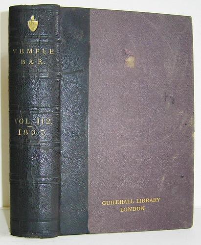 Temple Bar Magazine, Volume CXII (112), September - December 1897