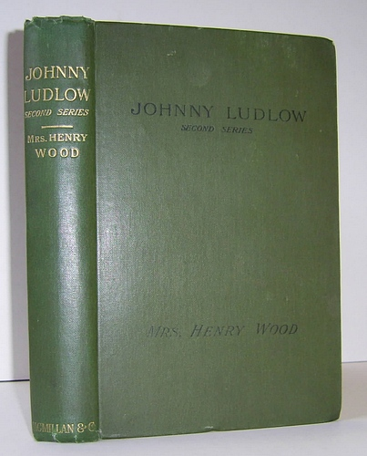 Image for Johnny Ludlow Second Series (1880)