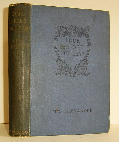 Image for Look Before You Leap (1865)