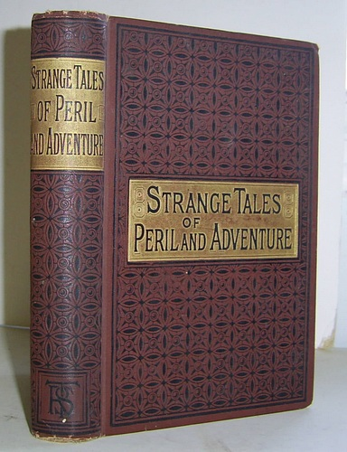 Image for Strange Tales of Peril and Adventure (1890)