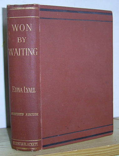 Image for Won By Waiting
