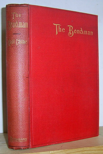 Image for The Bondman A New Saga (1890)