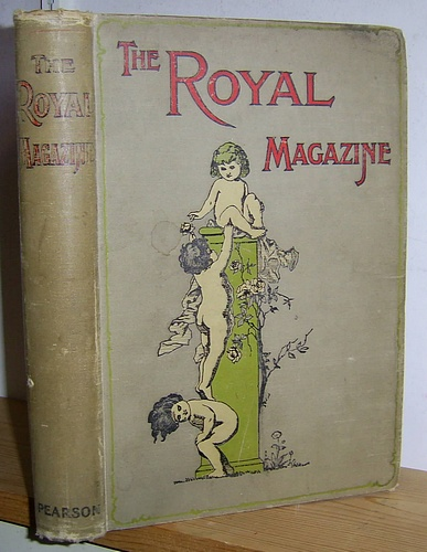 Image for The Royal Magazine, Vol LXIV  (44), Second Half, July - November 1930