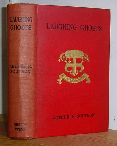 Image for Laughing Ghosts. Tales of Adventure in South Africa (1928)