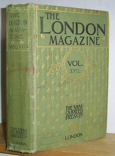 Image for The London Magazine, Volume XVII (17), September 1906 - February 1907
