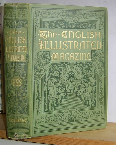 Image for The English Illustrated Magazine 1887 - 1888