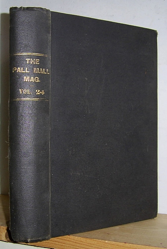 Image for The Pall Mall Magazine, Volume XXIV (24), May - August 1901