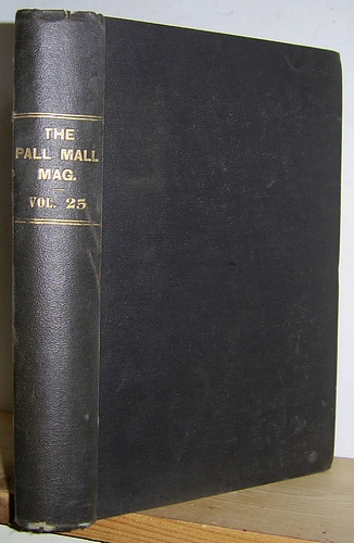 Image for The Pall Mall Magazine, Volume XXV (25), September- December 1901