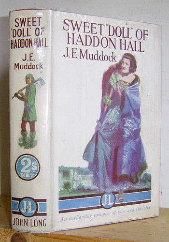 Image for Sweet Doll of Haddon Hall (1908)