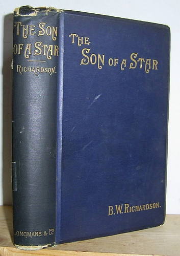 Image for The Son of a Star (1888)