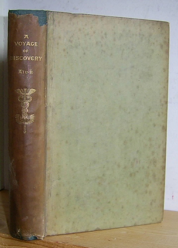 Image for A Voyage of Discovery. A Novel of American Society (1892)