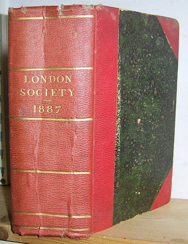 Image for London Society, Volumes LI & LII (part only),  January - August 1887