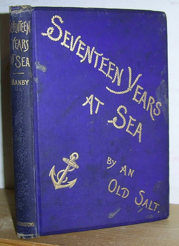Image for Seventeen Years at Sea (1893)