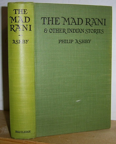 Image for The Mad Rani and Other Indian Tales (1922)