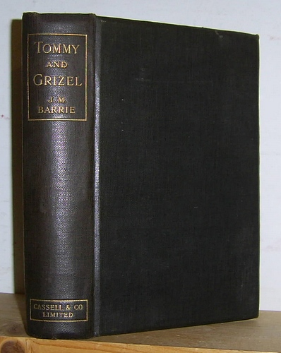 Image for Tommie and Grizel (1900)