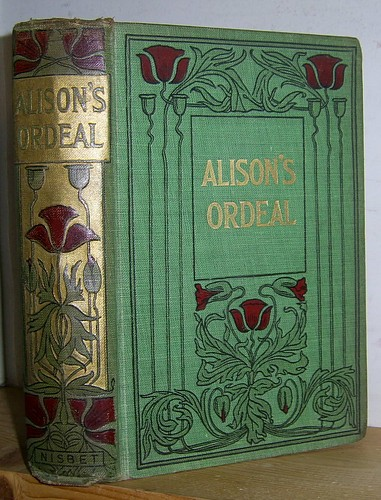 Image for Alison's Ordeal (1903)