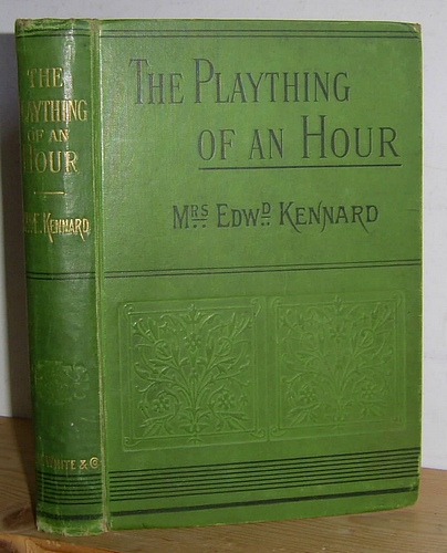 Image for The Plaything of an Hour and Other Stories (1895)