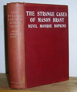 Image for The Strange Cases of Mason Brant (1916)