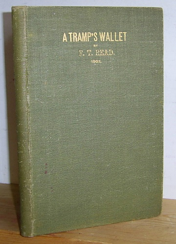 Image for A Tramp's Wallet: Wayside Stories of Three Shires -- Warwick, Devon and Cornwall (1902)