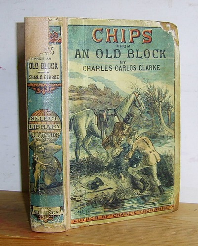 Image for Chips from an Old Block (1871)