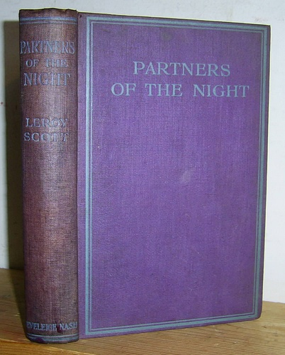 Image for Partners of the Night (1916)
