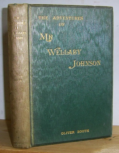 Image for The Adventures of Mr Wellaby Johnson (1914)