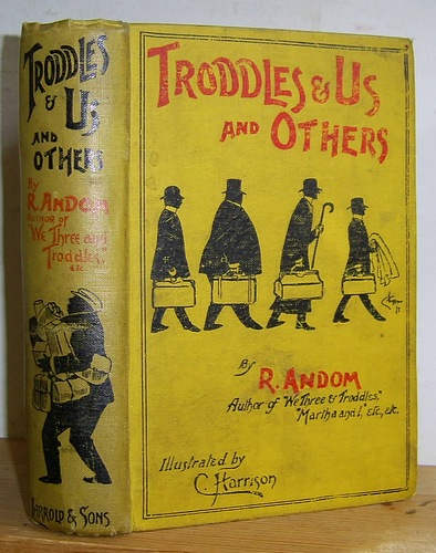 Image for Troddles & Us and Others (1901)