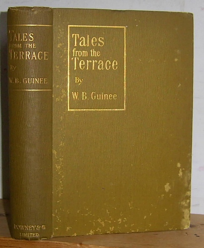 Image for Tales from the Terrace, Being a Westminster Week's Entertainment by An Old Parliamentary Hand (1896)